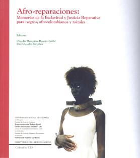 Portada libro de Afroreparaciones