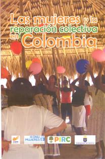 Portada Las mujeres y la reparación colectiva en Colombia