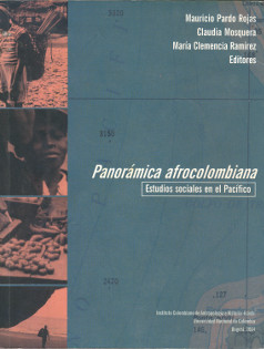 Portada libro panorámica afrocolombiana